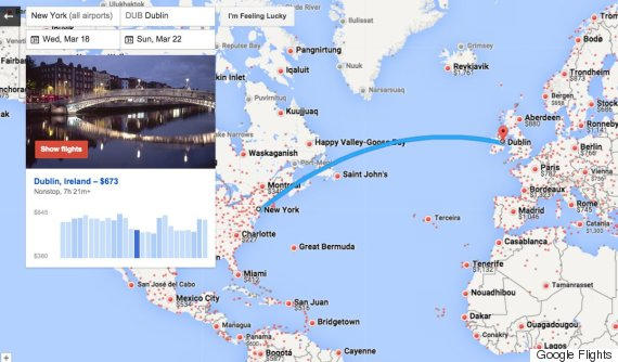 google-flights