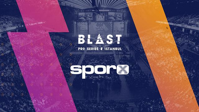 BLAST Pro Series İstanbulun Espor Medya Sponsoru Belli Oldu