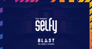 BLAST Pro Series İstanbul Gençlerin Dünyası SELFY ile Renkleniyor