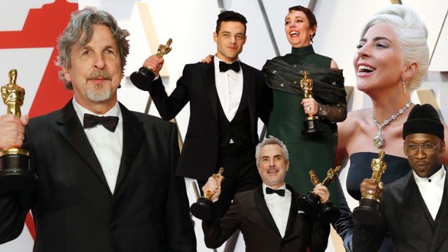 Oscar'ın En Çok Konuşulan İsmi Lady Gaga
