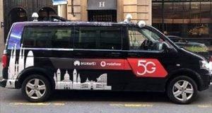 Vodafone ve Huawei'den Üstün 5G Deneyimi