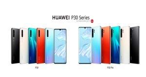 Huawei P30 Serisi Türkiye Fiyatları Belli Oldu