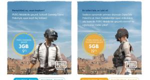 PUBG Mobile için Turkcell'den 2 Yeni Paket!