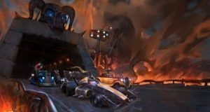 Heavy Metal Machines 'Metal League 5' Finalleri Başlıyor