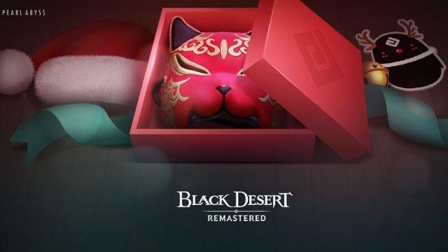 Aktarım Güncellemesi ve Yeni Yıl Etkinlikleri Black Desert'te!