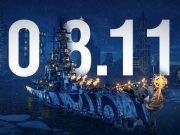 World of Warships Yeni Bir Güncelleme ile Yeni Yıla Yelken Açıyor!