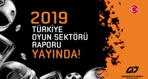 Türkiye Oyun Sektörü Raporu 2019 Versiyonu Yayınlandı