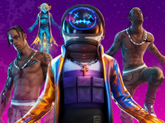 Ünlü Rapper Travis Scott, Fortnite Oyununda Konser Verdi!
