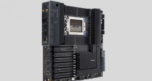 ASUS, WRX80 İş İstasyonu Anakartlarını Duyurdu