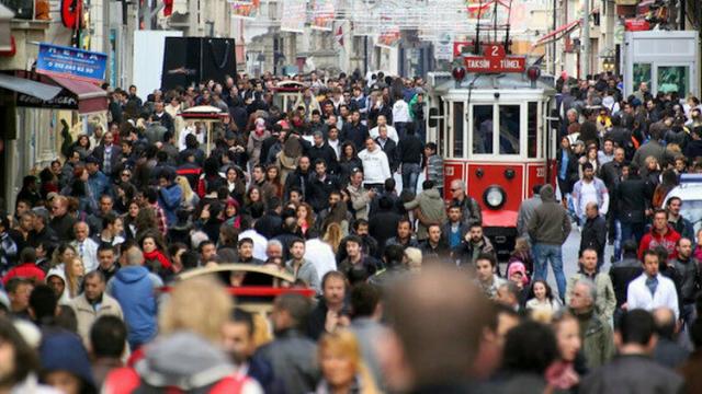 TÜİK Verilerine Göre 2020 Türkiye Nüfusu Açıklandı!
